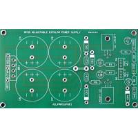 MFOS Adj. LM317/LM337 Supply - PCB